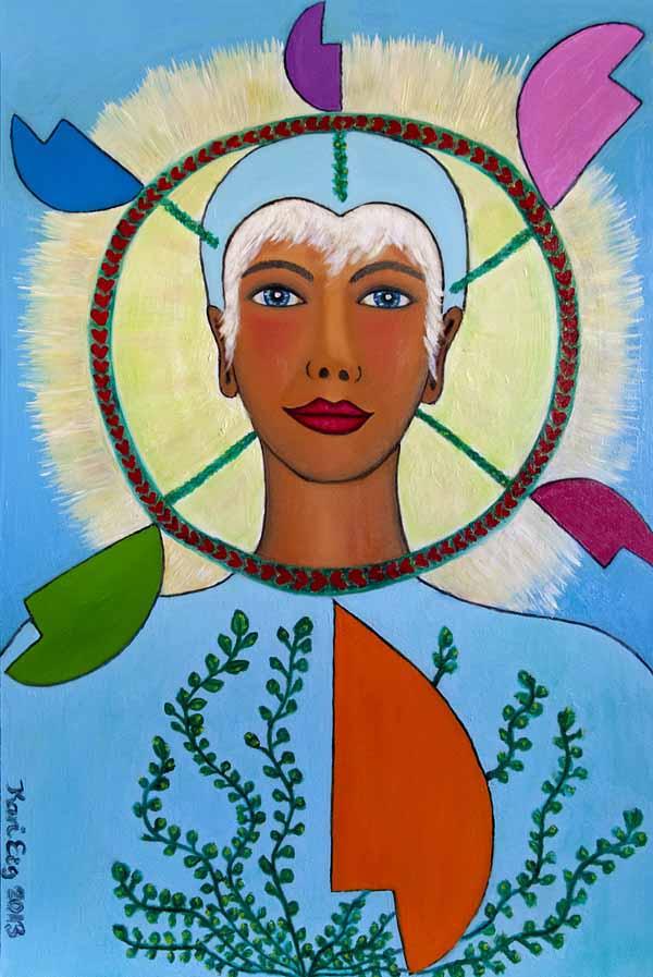 Eir-goddess of good health